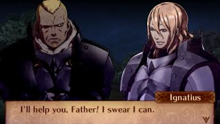 Fire Emblem Fates English - Paralogue 17: Two Defenders (Ignatius)