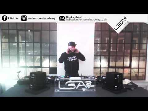 Mark Birch || LSA Camden Live Radio Show New Years Eve 2016 House Mix ||