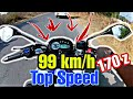 Velocidad Máxima 170z ||Top Speed 170 z -Casi nos pasa a Aventar una Lata🚗🚕