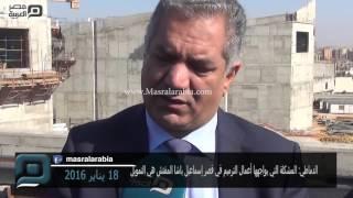 مصر العربية | الدماطي: المشكلة التي يواجهها أعمال الترميم في قصر إسماعيل باشا المفتش هي التمويل