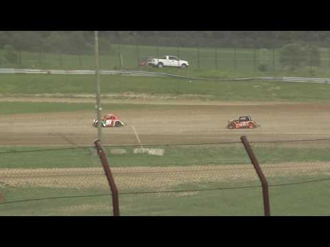 Brushcreek Motorsports Complex | 8/5/17 | Ohio Valley Roofers Legends Car Series | Feature