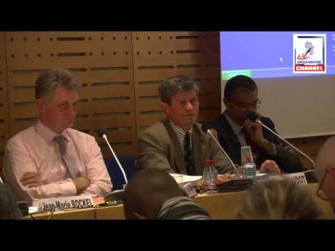 CONFERENCE AFD  AGENCE FRANCAISE DE DEVELOPPEMENT  UN RAPPORT QUI PLACE L'AFRIQUE COMME UN CURSEUR