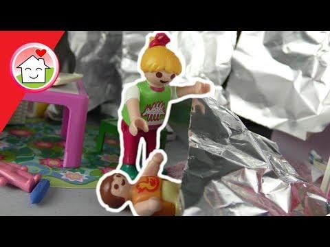 Playmobil Film deutsch - Das Experiment - Kinderfilm mit Familie Hauser