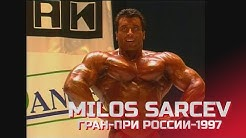 Milos Sarcev at Grand-Prix Russia - 1997
