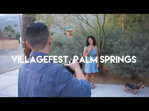 Palm Springs Tasting - wedvlog#7
