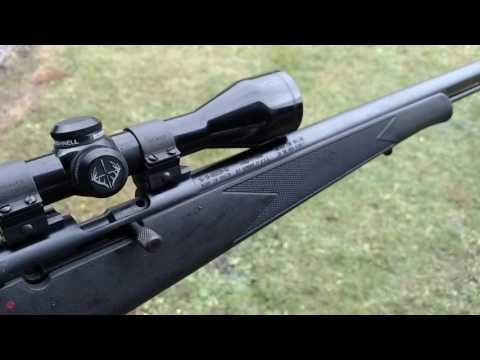 Range Time With The Black Powder, Traditions Inline Muzzleloader.