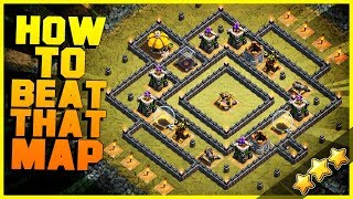 How to 3 Star CROSS AND BOWS with NO CC at TH8, TH9, TH10, TH11, TH12 | Clash of Clans New Update