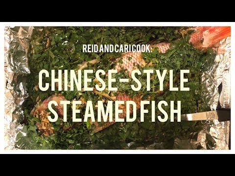 How To Make Chinese Style Steamed Fish