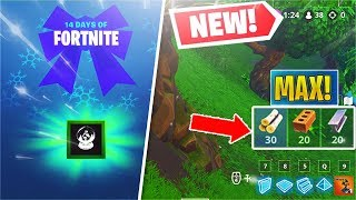 *NEW* Ground Game LTM (Low Mats) + FREE Christmas Gift #9 (Fortnite)