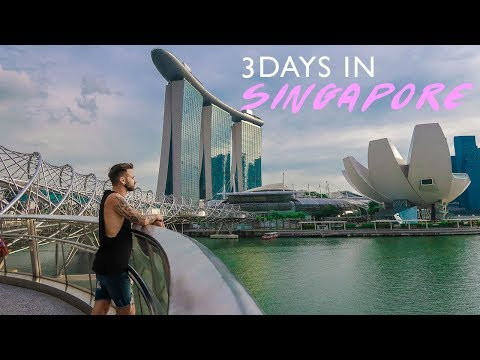 WHAT'S SO GREAT ABOUT SINGAPORE?