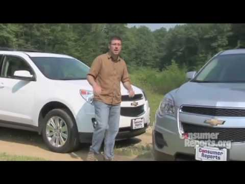 2010-2012 Chevy Equinox review | Consumer Reports