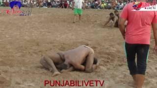 Talib Lallian vs Binder Patti (Kusti Dangal Sarsa Nangal 2016)