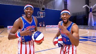 No Edits! Harlem Globetrotters in One Take 2018