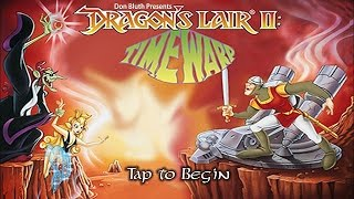 Dragon's Lair II Time Warp | iOS Gameplay Video