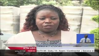 KTN Leo Full Bulletin 16th November 2015 [NYS Director Nelson Githinji steps aside]