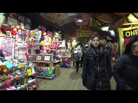 London  - A walk around Camden Market (4K)