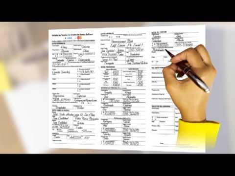 Planilla de solicitud de Tarjeta de Crédito Banco Sofitasa
