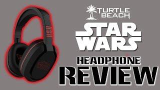 GIVEAWAY!! Turtle Beach STAR WARS Gaming Headphones Review