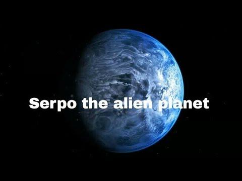 Serpo the alien planet