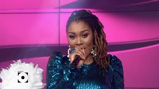 The songbird unleashes a fun live performance of first single from her critically lauded sophomore album, monarch. --- channel o: bit.ly/channelo follow ...