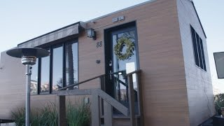 Smart Home Tech Meets Tiny Home at CES 2017 | Consumer Reports thumbnail