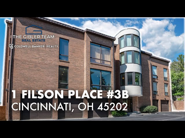 CONDO WITH STUNNING VIEWS OF CINCINNATI   FOR SALE