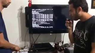 Reconocimiento de Voz con Raspberry Pi, Voice Recognition software with raspberry pi