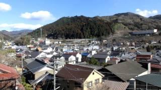 2012年02月18日 足助は鎌倉時代に足助氏が拠点としたところで、 江戸時...