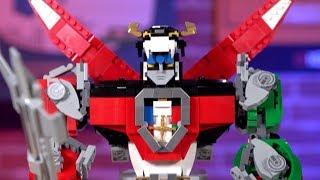 LEGO Voltron Unboxing