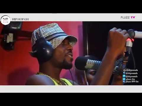 Pluzz fm DR POUNDS ON HIP HOP GH WITH YAA PONO
