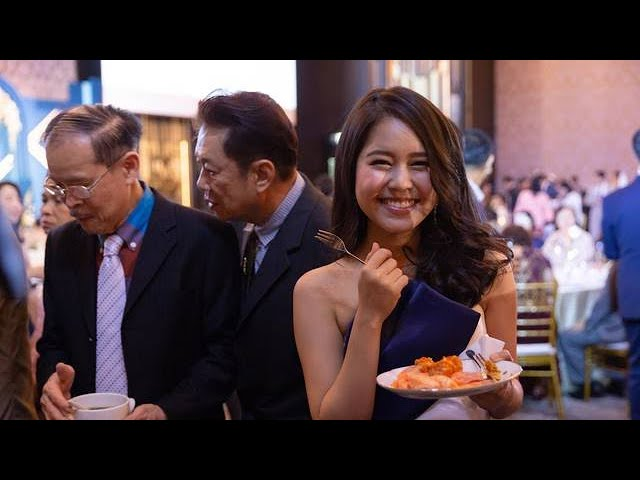 Kouen Catering l Wedding at Waldorf Astoria Bangkok Hotel