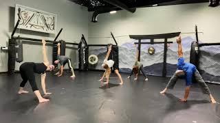 Sila Yoga Class: V