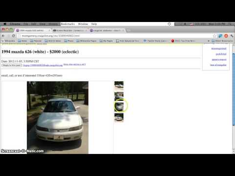 Craigslist Montgomery Alabama Used Cars For Sale By Owner - Finding Low Prices