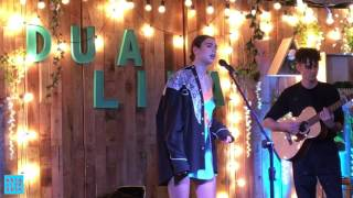 LOST IN YOUR LIGHT Feat MIGUEL by DUA LIPA  (ACOUSTIC)