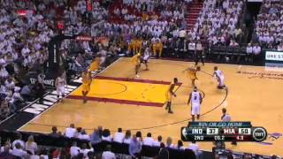 NBA Indiana Pacers Vs Miami Heat - Game 7 | 3rd June 2013 | Eastern Conference Finals 2013