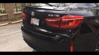 2015 BMW X6 M slightly in-depth walkaround/review