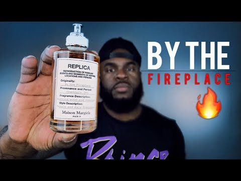By The Fireplace Fragrance Review | Maison Margiela Replica Men's Cologne Review