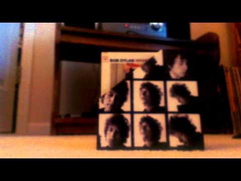 Bob Dylan - The Original Mono Recordings Box Set