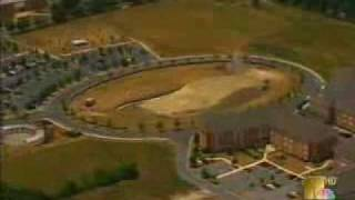 WBAL Covers Memorial Stadium Groundbreaking