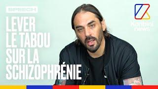 Gringe libère la parole sur la schizophrénie, maladie dont souffre son frère l Speech l Konbini