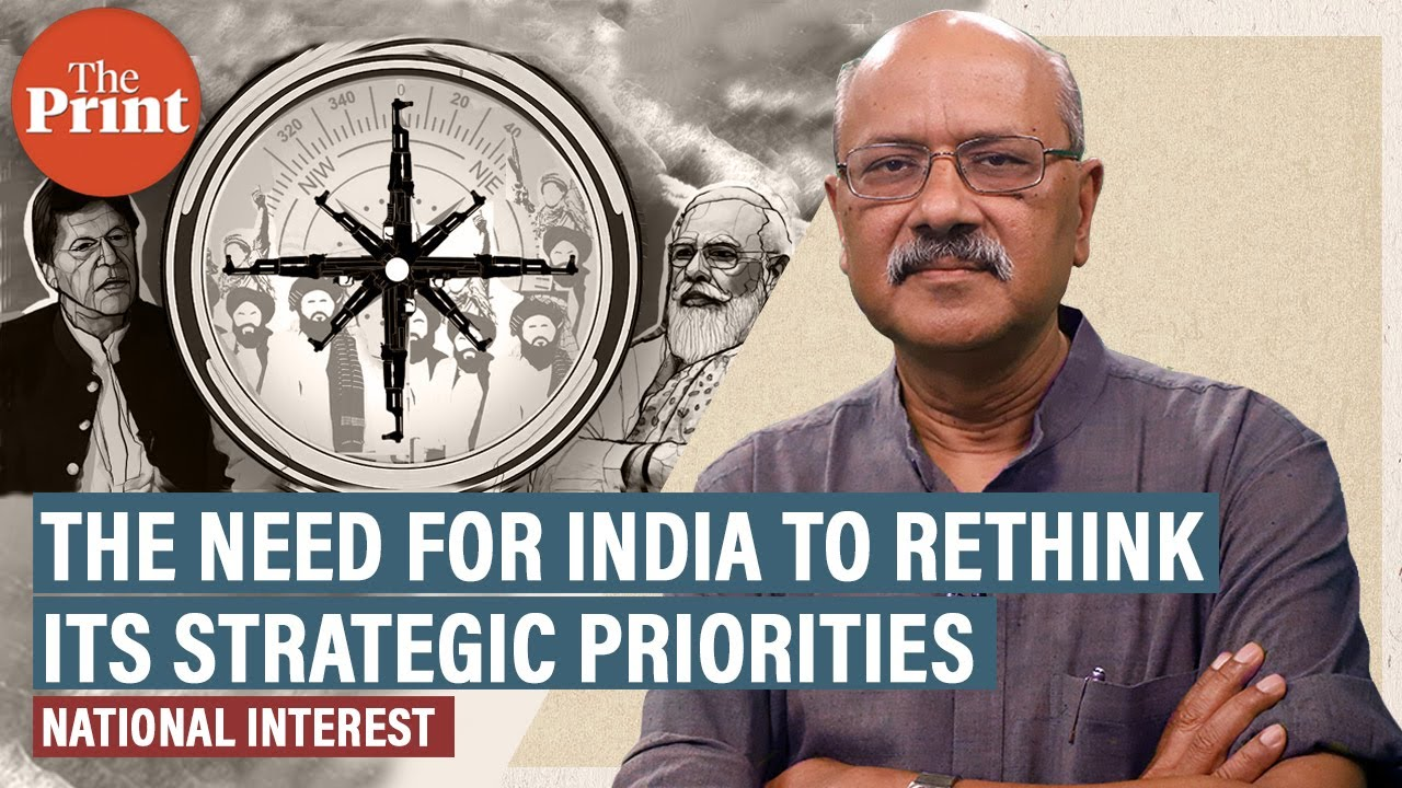 Download Why India should forget Afghanistan, Pakistan, 'Terroristan' & shift strategic gaze to the seas