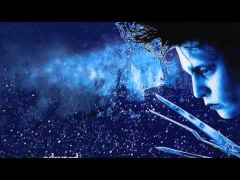 Edward Scissorhands-Ice Dance