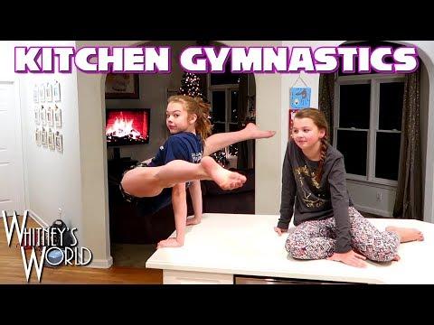 Kitchen Gymnastics | Whitney Bjerken