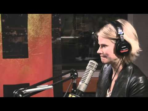 Joelle Carter InStudio with Heidi and Frank