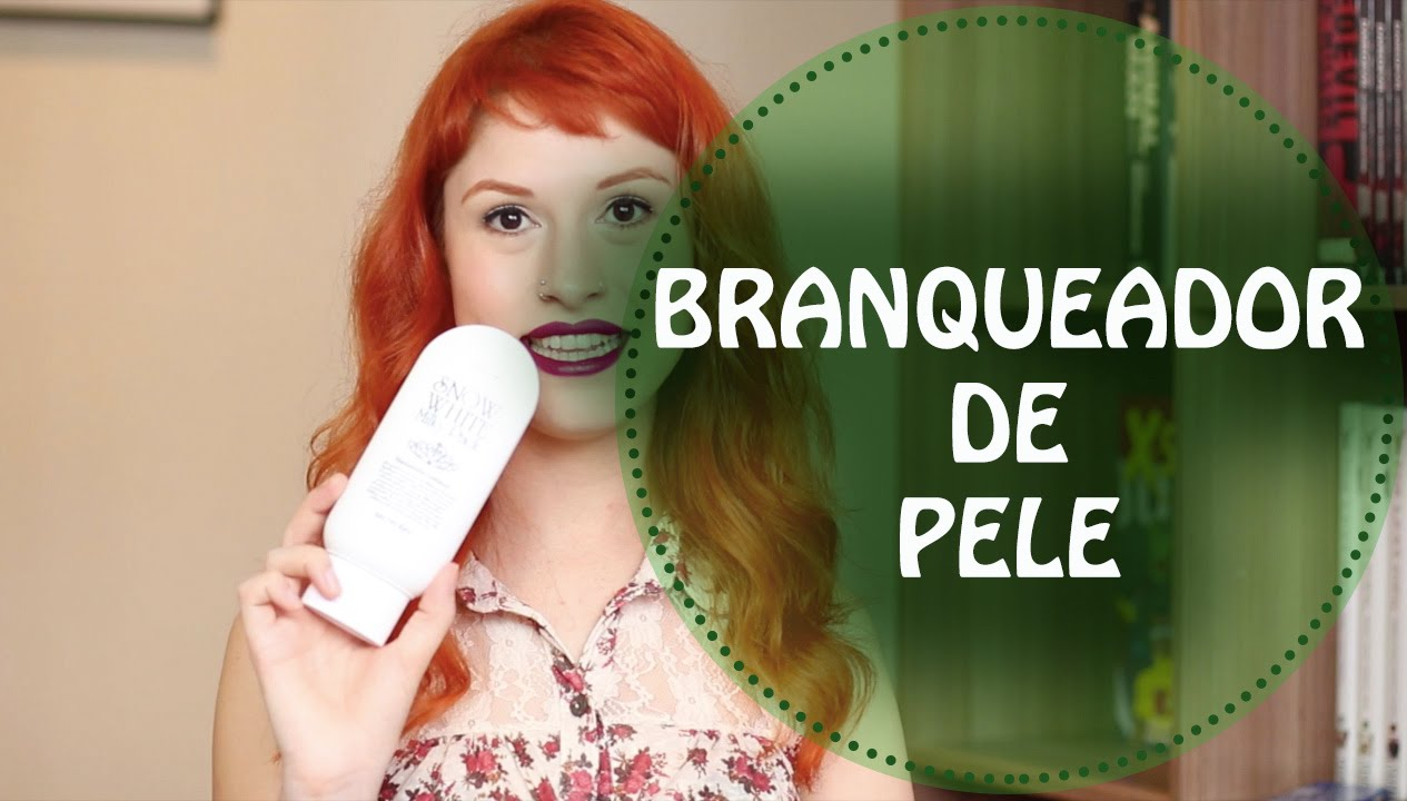 Resenha Branqueador De Pele Snow White Milky Pack Da Secret Key