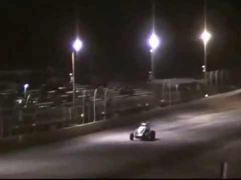 Marysville Raceway - Wingless Sprints Main Event 8 27 16