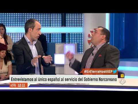 """Cao de Benós: """"Usted tiene una empanada mental enorme"""" - Espejo Público"""