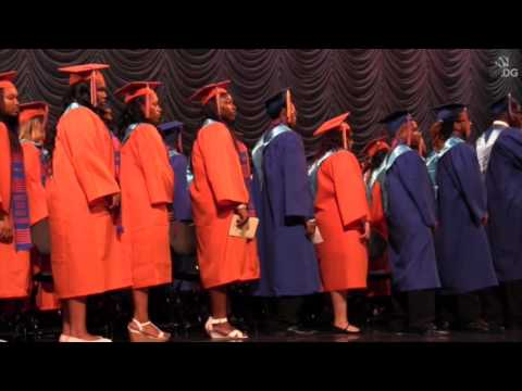 Gary West Side Leadership Academy Graduation 2016 Branded