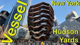 Vessel, Hudson Yards, New York