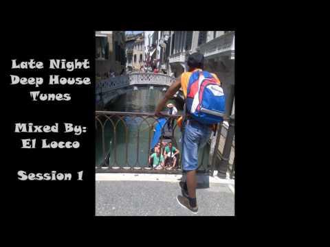 Deep House Underground Tunes Session 1